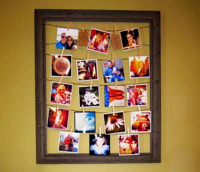 Подарок с использованием фотографий