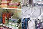 Органайзер для шарфов и платков – Идеальный порядок в шкафу: практичные советы и 22 крутых примера | Fresher