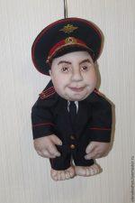 Кукла полицейский своими руками мастер класс – Кукла из капрона «Полицейский» (шитье, хвастаемся)