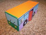 Поделка автобус из коробки – — . , — .